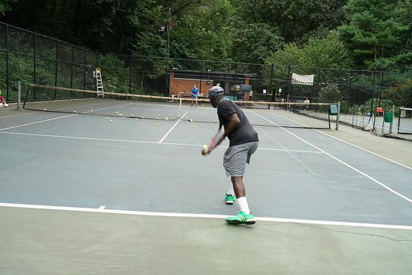 120th  Street Tennis Courts