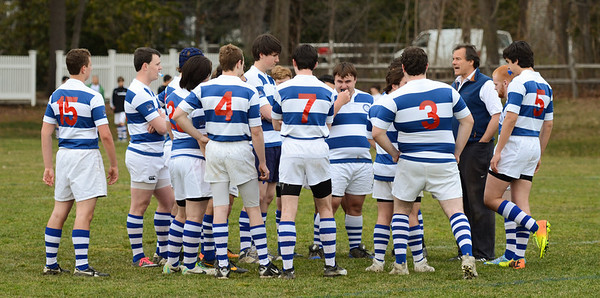DHS Rugby vs Staples 4--3-14
