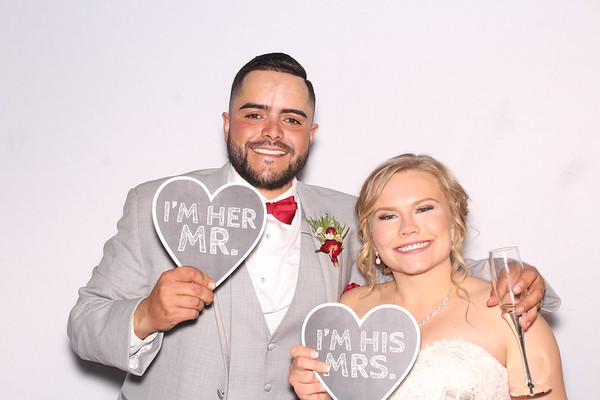 Alex & Tina's Wedding 12.21.18