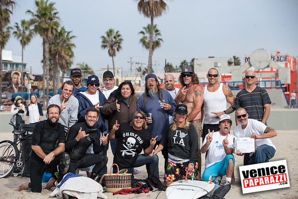 12.20.14  Venice Surf-A-Thon 21 year anniversary