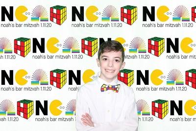 Noah's Bar Mitzvah 1.11.2020