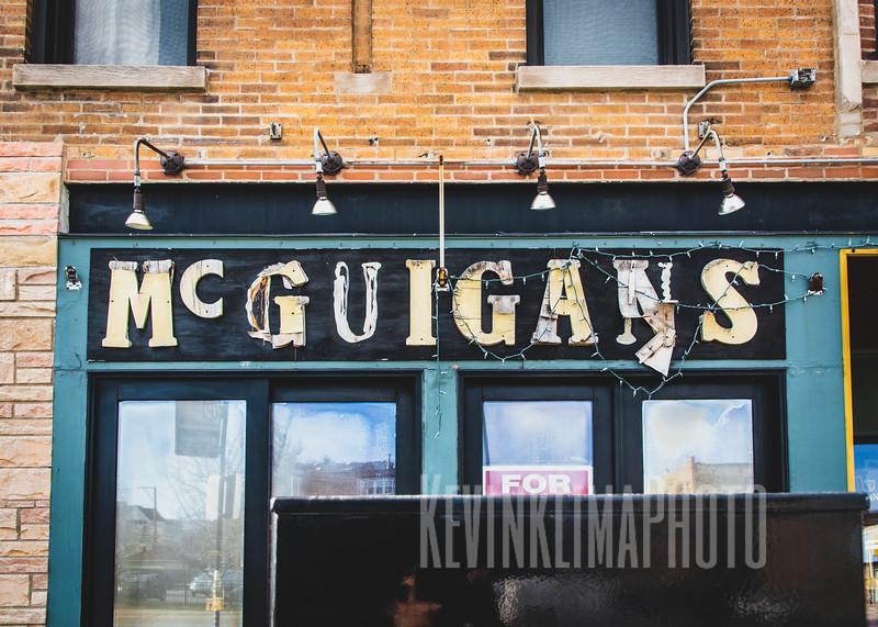 McGuigan's Irish Pub