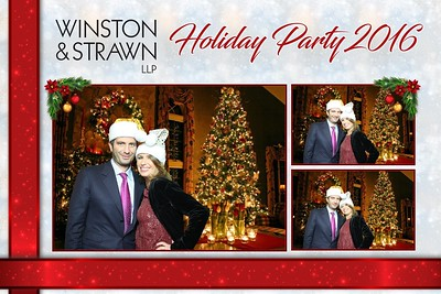 Winston & Strawn Holiday 2016