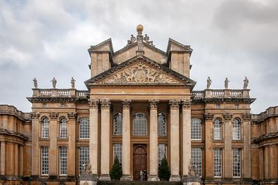 Blenheim Palace 2014