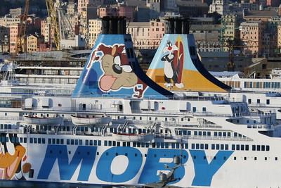 MOBY OTTA & MOBY DREA