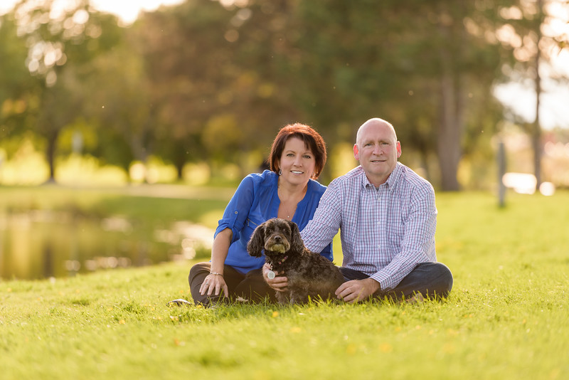 Sherry, Phil & Daisy 38