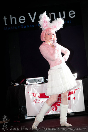 Cherry Blossom Cabaret Dark Alice