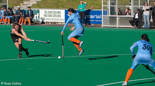 Black Sticks 1 vs. India 3 2010
