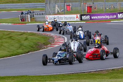 750MC Roars Into Life At Brands Hatch