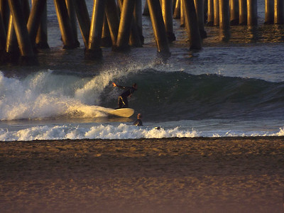 1/13/20 * DAILY SURFING PHOTOS * H.B. PIER