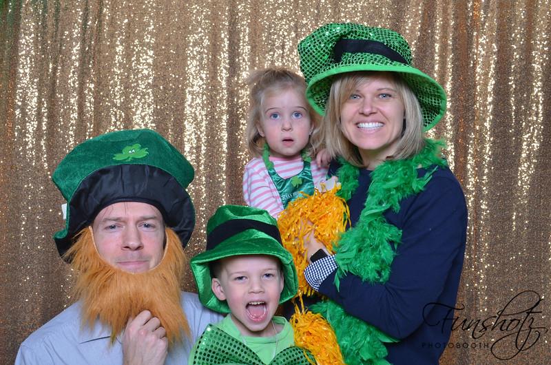 Kate Ryan St. Patrick's Day Celebration