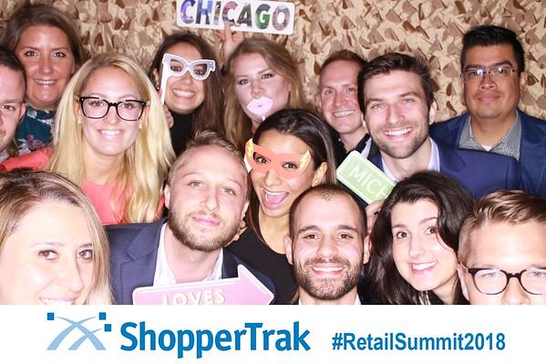 """ShopperTrak """" #RetailSummit2018"""""""