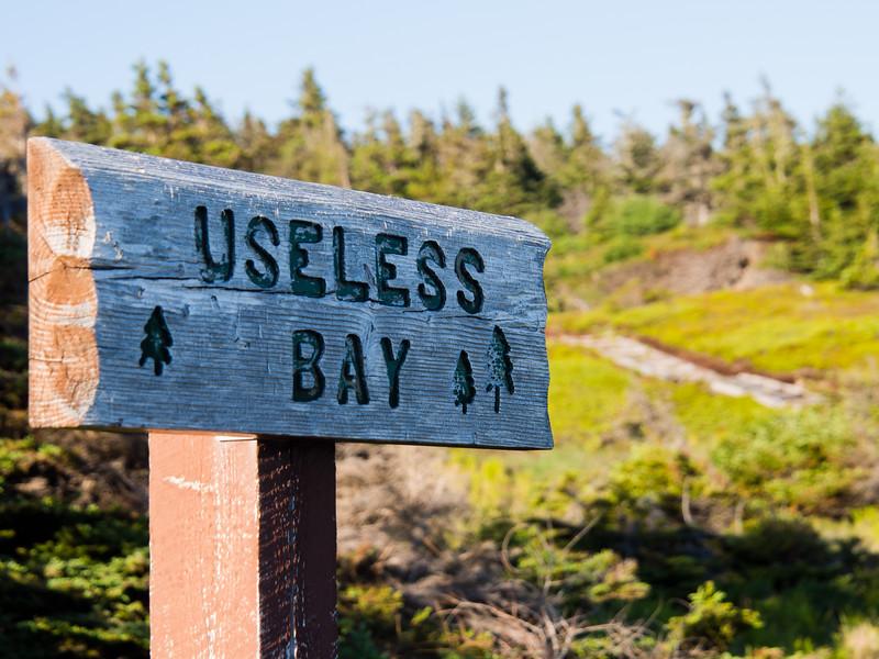 Useless Bay
