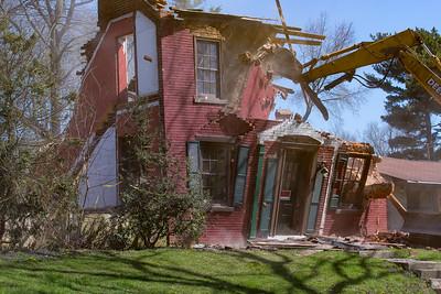 Brown Residence Demolition
