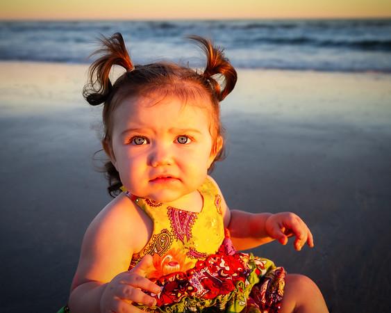 Stella Maiken - Playa Encanto Beach - October 2018