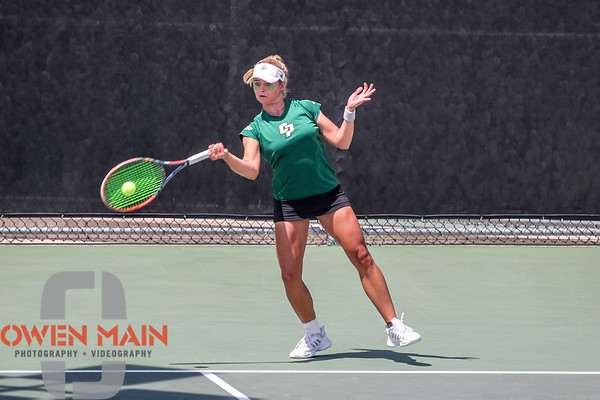 Cal Poly WTennis vs. UCSB 04212018