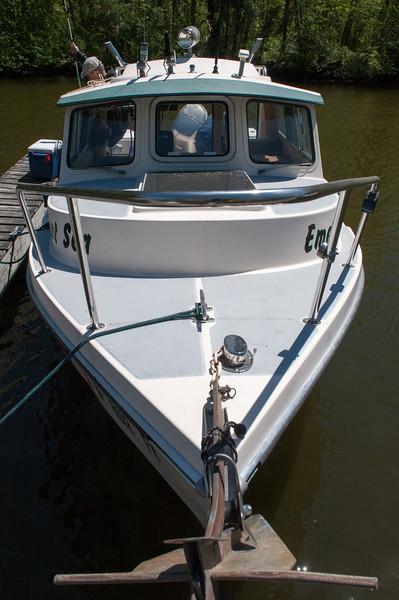 Hudson Striper Fishing 2013-5-6