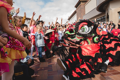2018 Outlets at San Clemente Annual Lunar New Year Celebration