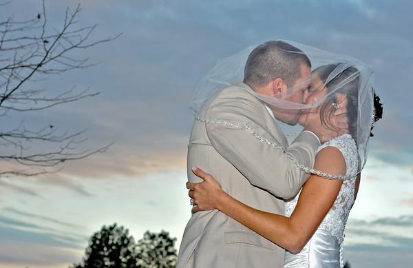 Mr. + Mrs. Tyler Burnett