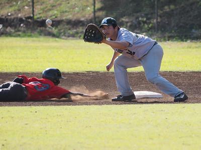 Varsity Baseball vs. Iolani