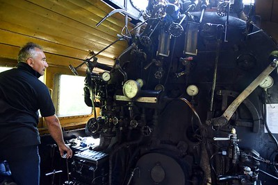 Hungarian main line steam, 2018