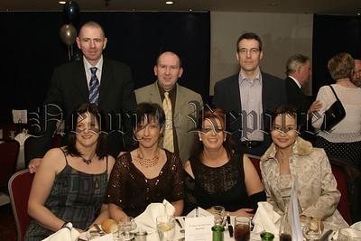Michael & Martina Kelly, Pauline Mc Keown, Gary & Joan Beattie and Patrick & Yuke Wilcox. 06W08N54