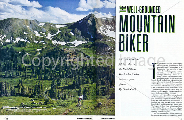 Outside: The Well-Grounded Mountain Biker