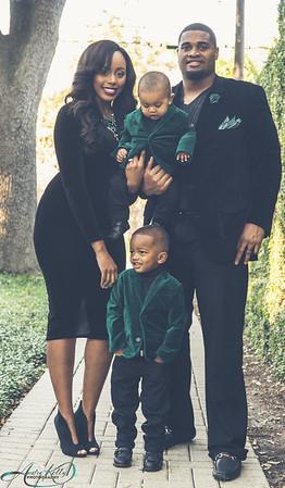 Chris Clark & Family 2015 Christmas Shoot