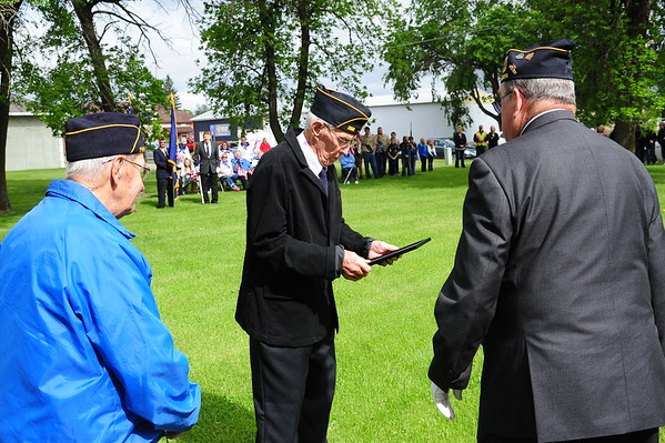 Brooten Legion Memorial Day 05-29