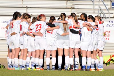 Girls Varsity -vs- Fayette Co. (3/26)