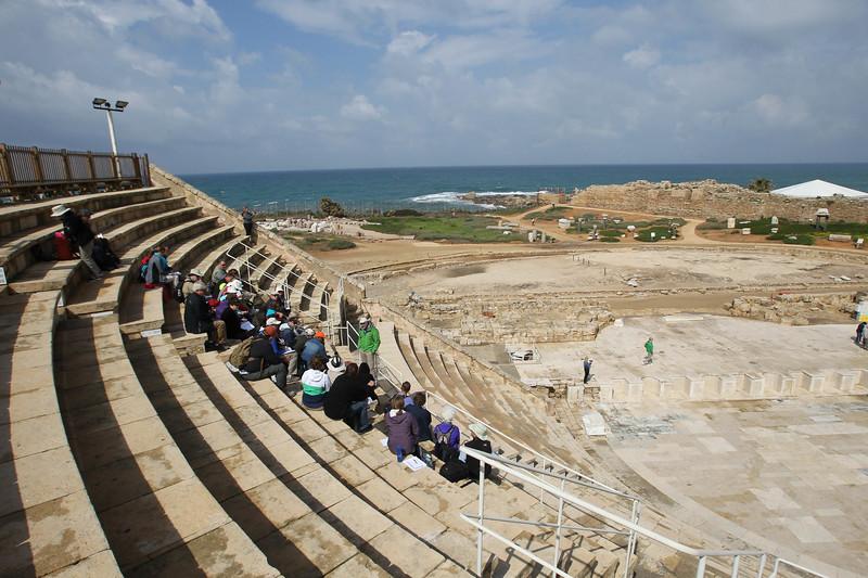 Israel Day 8 - Coastal Plain, Megiddo, Nazareth