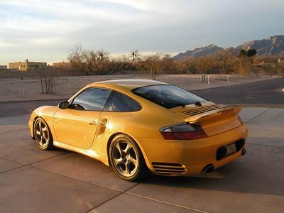 Porsche 996 TT