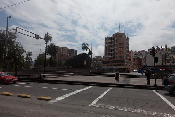 Quito, Ecuador - Feb 2012