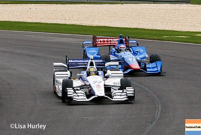 2015 IndyCar - Barber