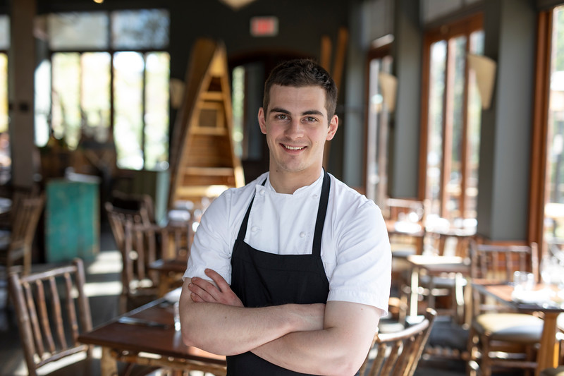 River Cafe Chef Ross Bowles 2019