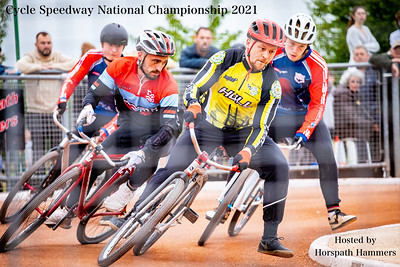 Cycle Speedway National Championship 2021