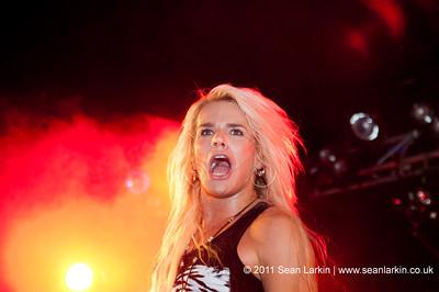 Reckless Love - Hard Rock Hell V