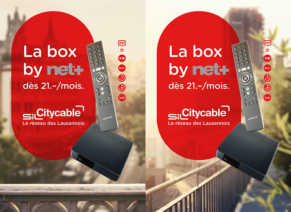 TV box citycable, 2015