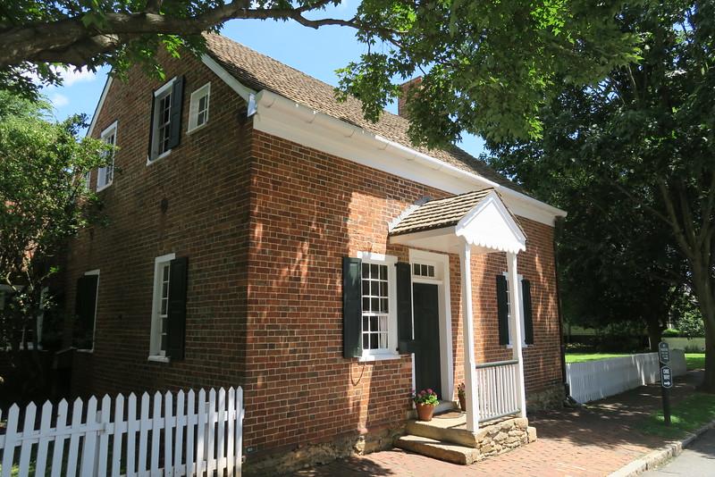 Anna Johanna Vogler House (ca. 1827)
