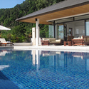 Villa Nui Bay on Koh Lanta, Thailand