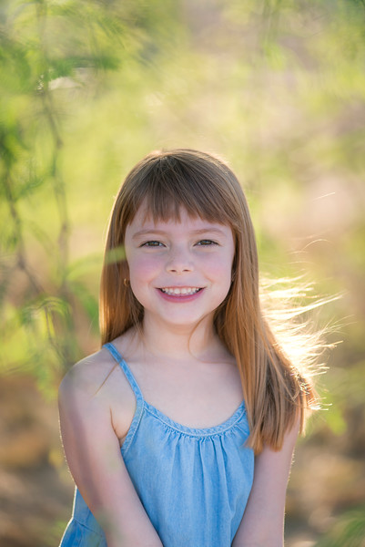 Clara - Phoenix, AZ Children's Portraits | OhMGPhoto.com