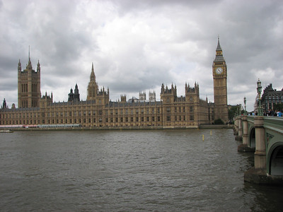 July 19-21 - London