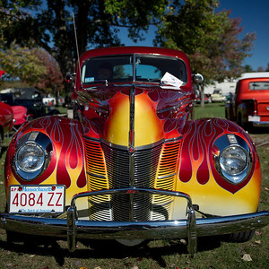 Brimfield Antique Auto Show