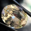 9.44ct Oval Peach Sapphire, with GIA No-Heat 16