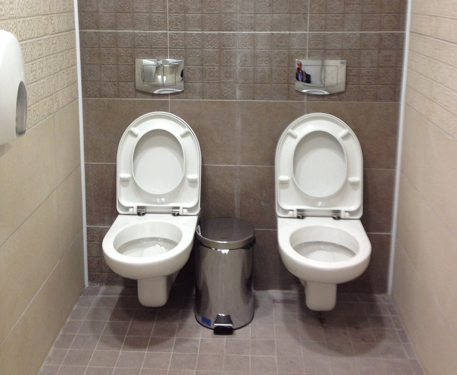 ". <p>6. SOCHI OLYMPICS <p>Apparently adding new demonstration sport: Synchronized s****ing. (unranked) <p><b><a href=\'http://www.twincities.com/news/ci_24967259/sochi-olympics-twin-toilets-better-than-one\' target=""_blank\""> HUH?</a></b> <p>    (AP Photo/Steve Rosenberg, BBC)"