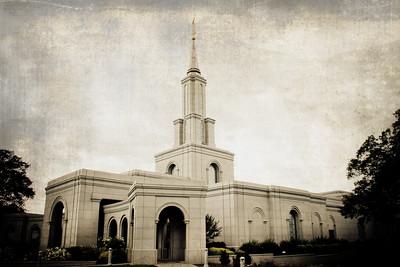 Sacramento California LDS Temple Prints