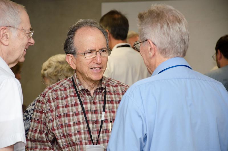 Michael Hauser -- Bruce Woodgate retirement party, NASA/GSFC, June 2013
