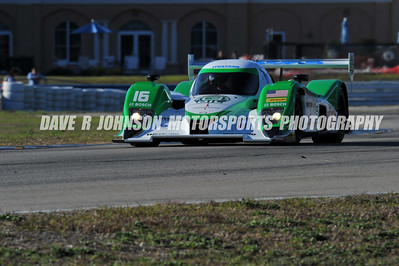 2011-02-09 ALMS Sebring Winter Test, Sebring, FL, USA