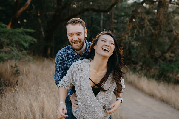 Engagement – Mt. Tamalpais