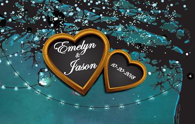 20181020 Emelyn & Jason